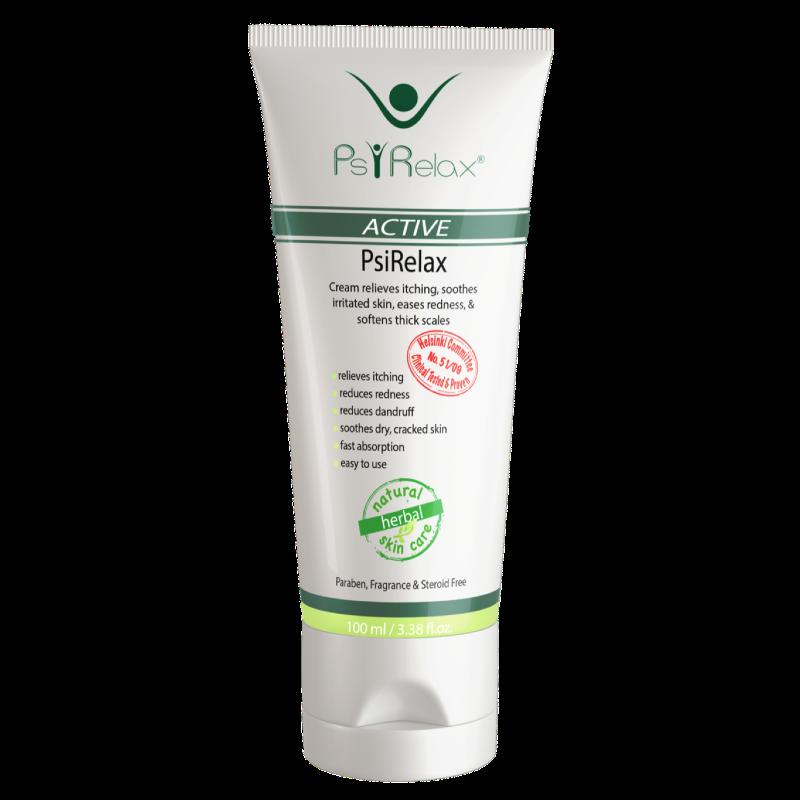 מצמצם את השטח הנגוע CE-BO Cream לסבוראה חברת PsiRelax מוצרים טבעיים