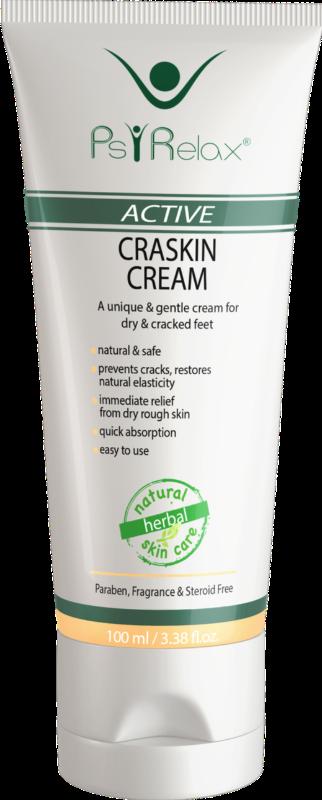 נספג במהירות CE-BO Cream לסבוראה חברת PsiRelax מוצרים טבעיים
